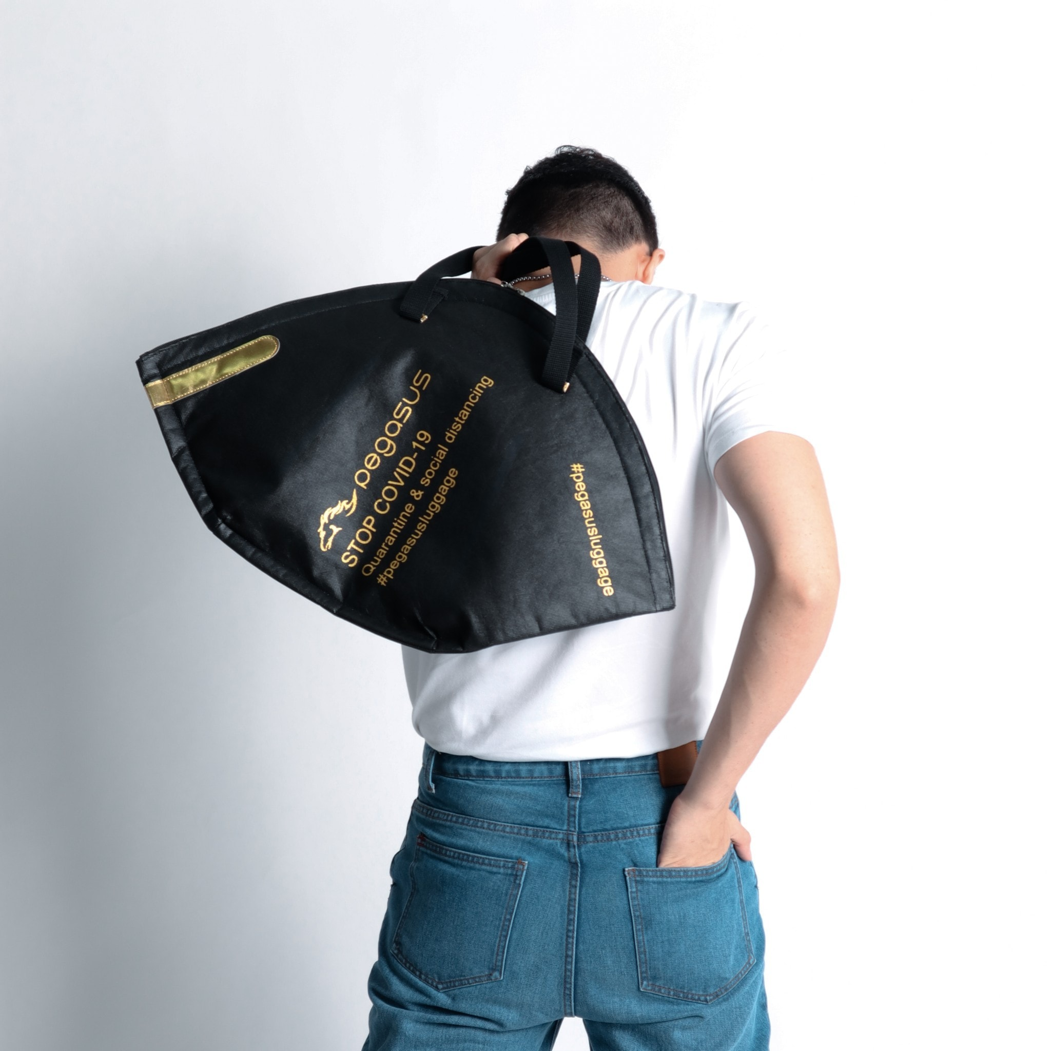 Quarantine bag (Black)