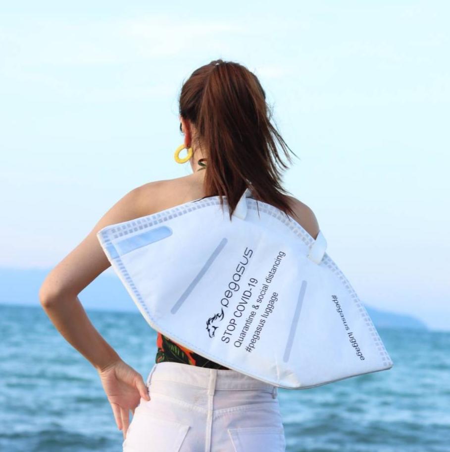 Quarantine bag (White)