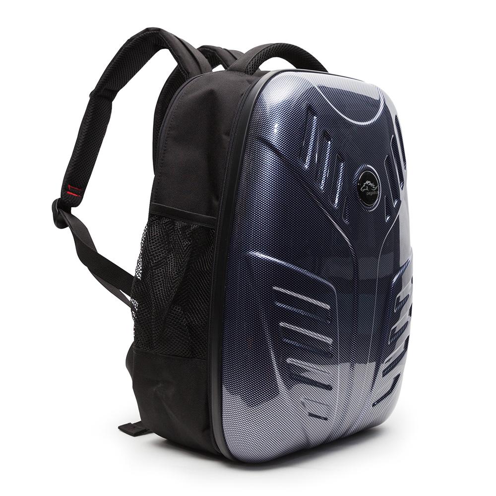 กระเป๋าเป้สไตล์ Biker รุ่น New Anglo สีนำเงิน